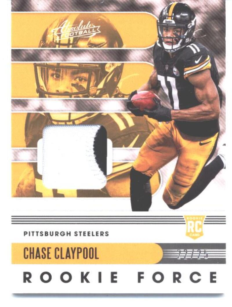2020 Panini Absolute Absolute Rookie Prime