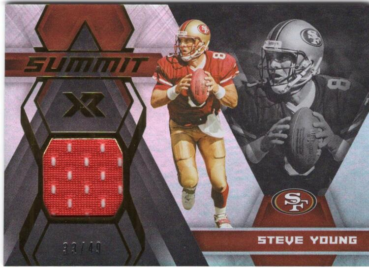 2020 Panini XR Summit Swatches