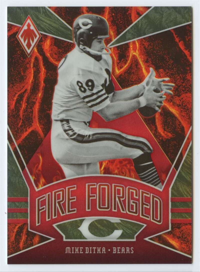 2020 Panini Phoenix Fire Forged Red