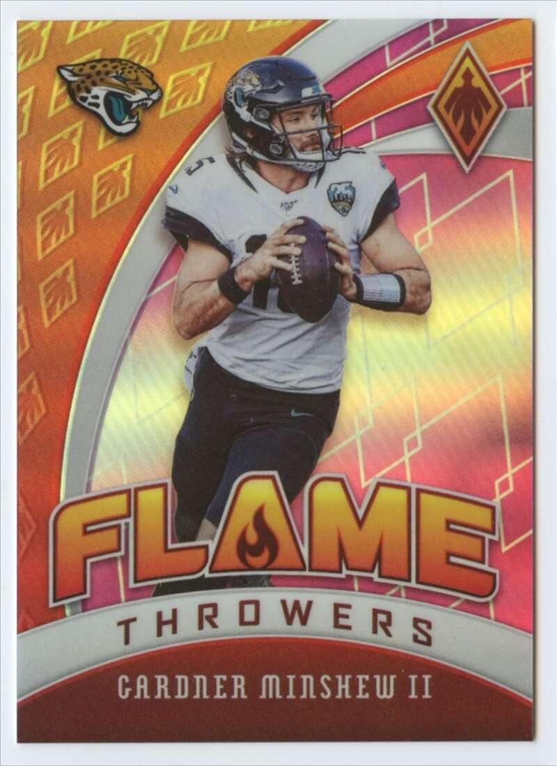 2020 Panini Phoenix Flame Throwers Pink