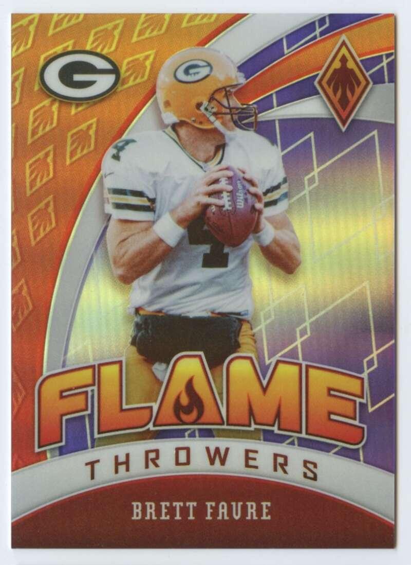 2020 Panini Phoenix Flame Throwers Purple