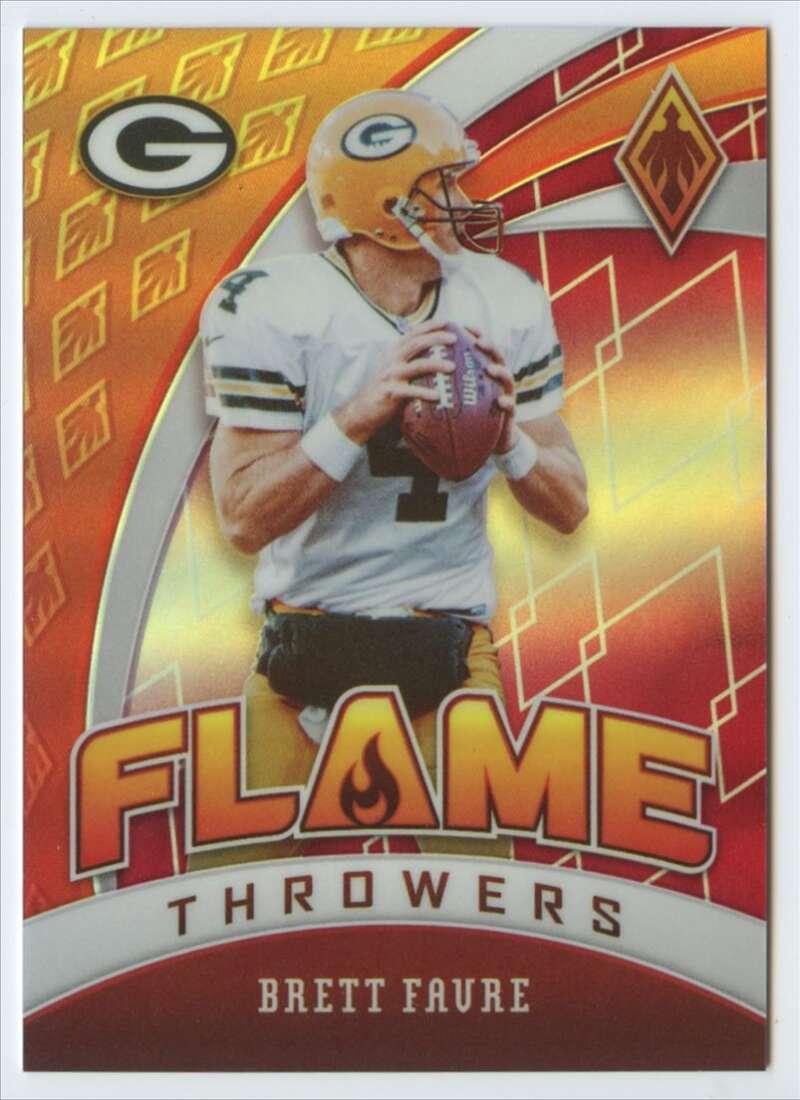 2020 Panini Phoenix Flame Throwers Red
