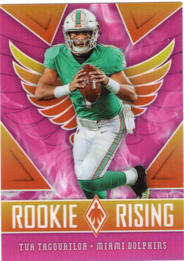 2020 Panini Phoenix Rookie Rising Pink