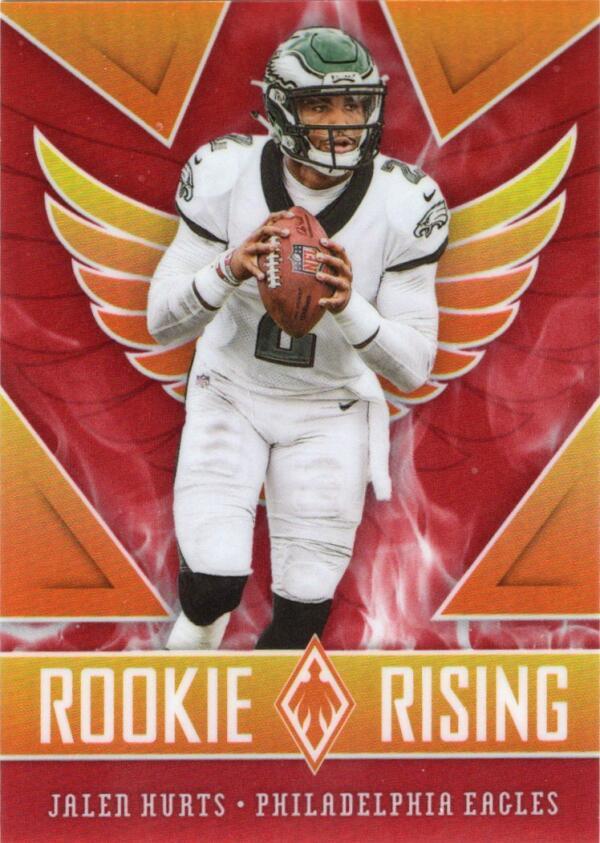 2020 Panini Phoenix Rookie Rising Red