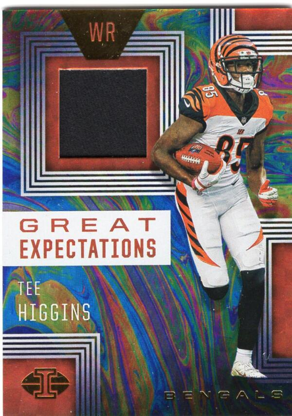 2020 Panini Illusions Great Expectations Relics