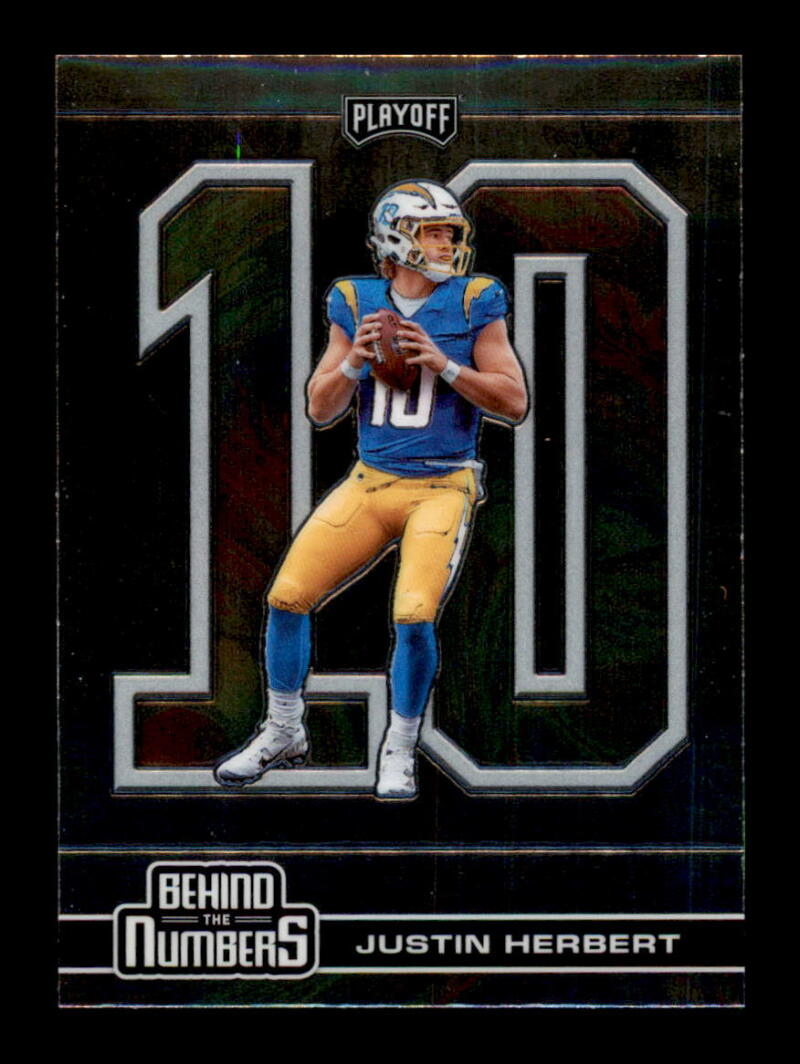 2020 Panini Playoff Behind the Numbers