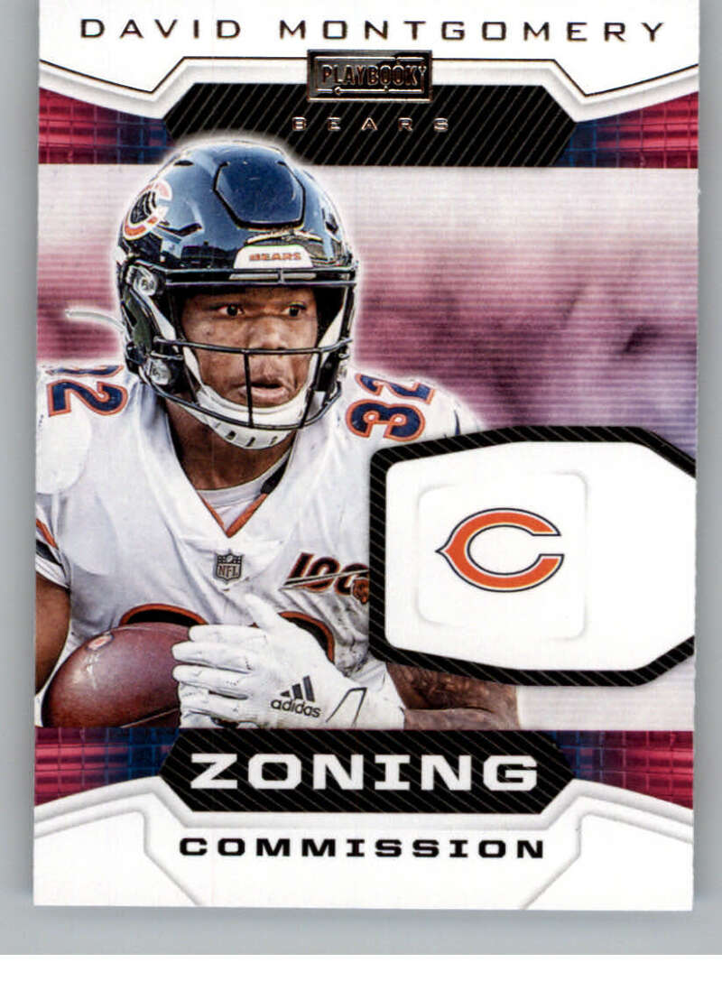 2020 Panini Playbook Zoning Commission
