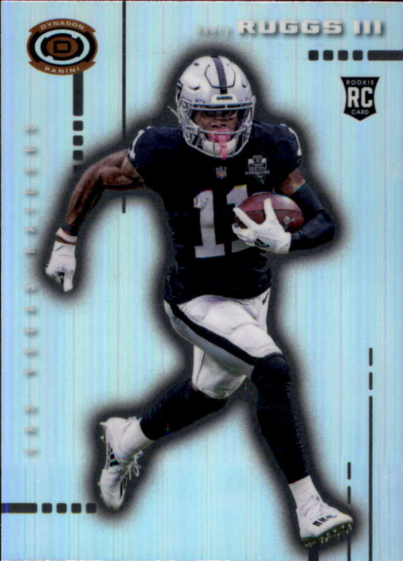 2020 Panini Chronicles Dynagon Rookies Silver