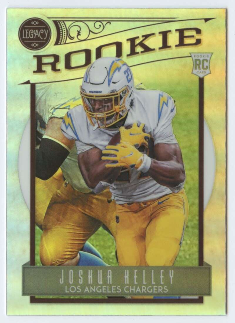 2020 Panini Chronicles Legacy Update Rookies Silver
