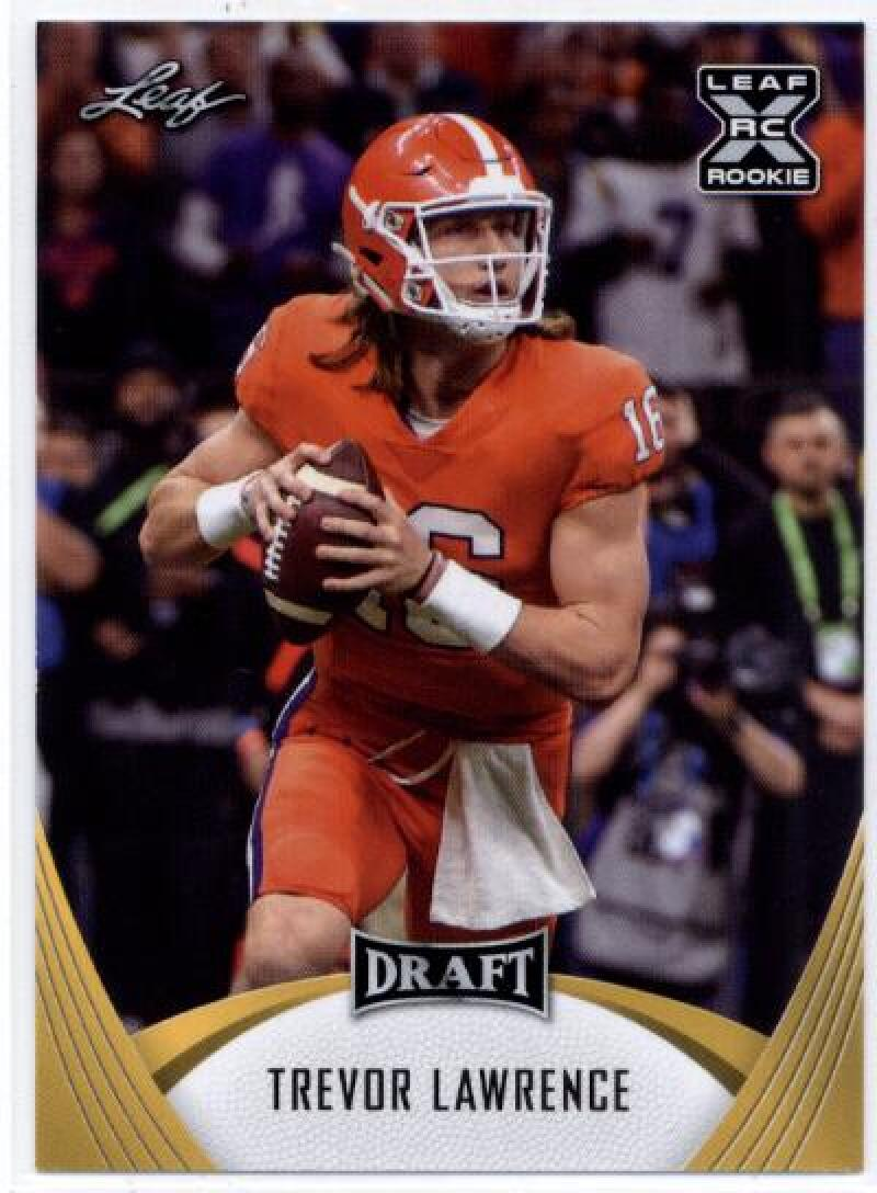 2021 Leaf Draft Gold