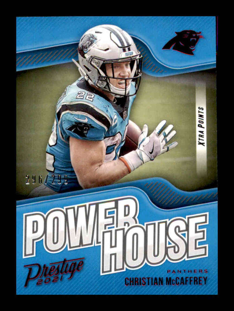 2021 Panini Prestige Power House Xtra Points Red