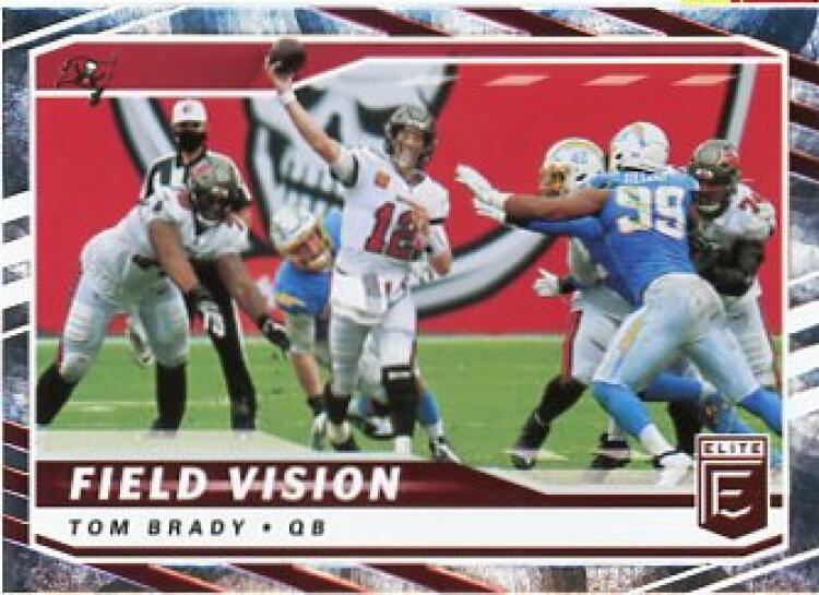 2021 Donruss Elite Field Vision