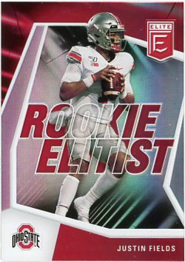 2021 Donruss Elite Rookie Elitist