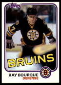 1981-82 Topps #5 Ray Bourque EX/NM