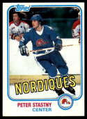 1981-82 Topps #39 Peter Stastny EX+ RC Rookie