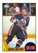 1987-88 Topps #53 Wayne Gretzky Edmonton Oilers