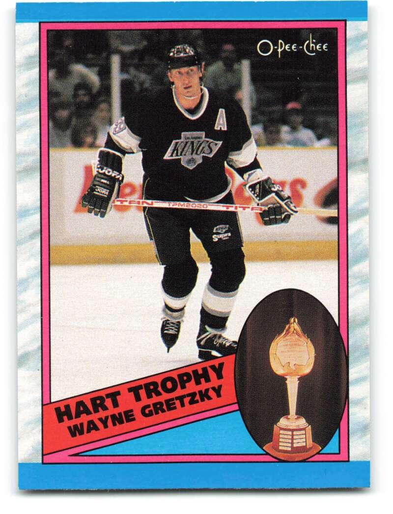 1989-90 O-Pee-Chee #320 Wayne Gretzky NM