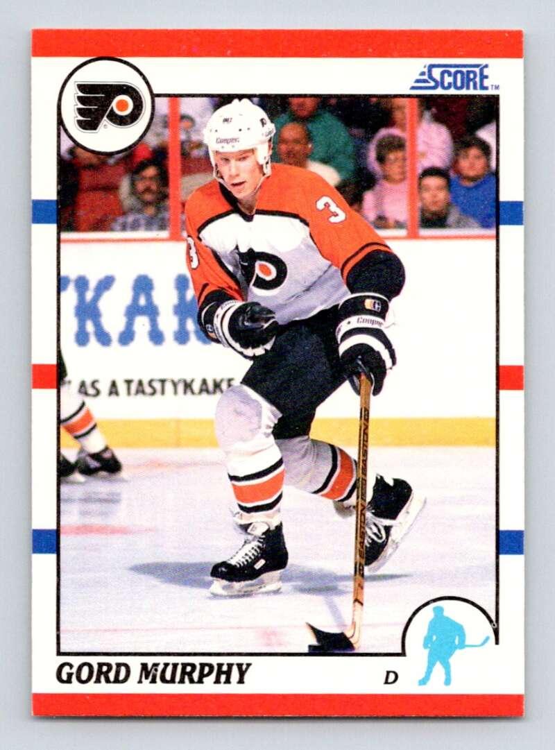 1990-91 Score #117 Gord Murphy NM RC Rookie