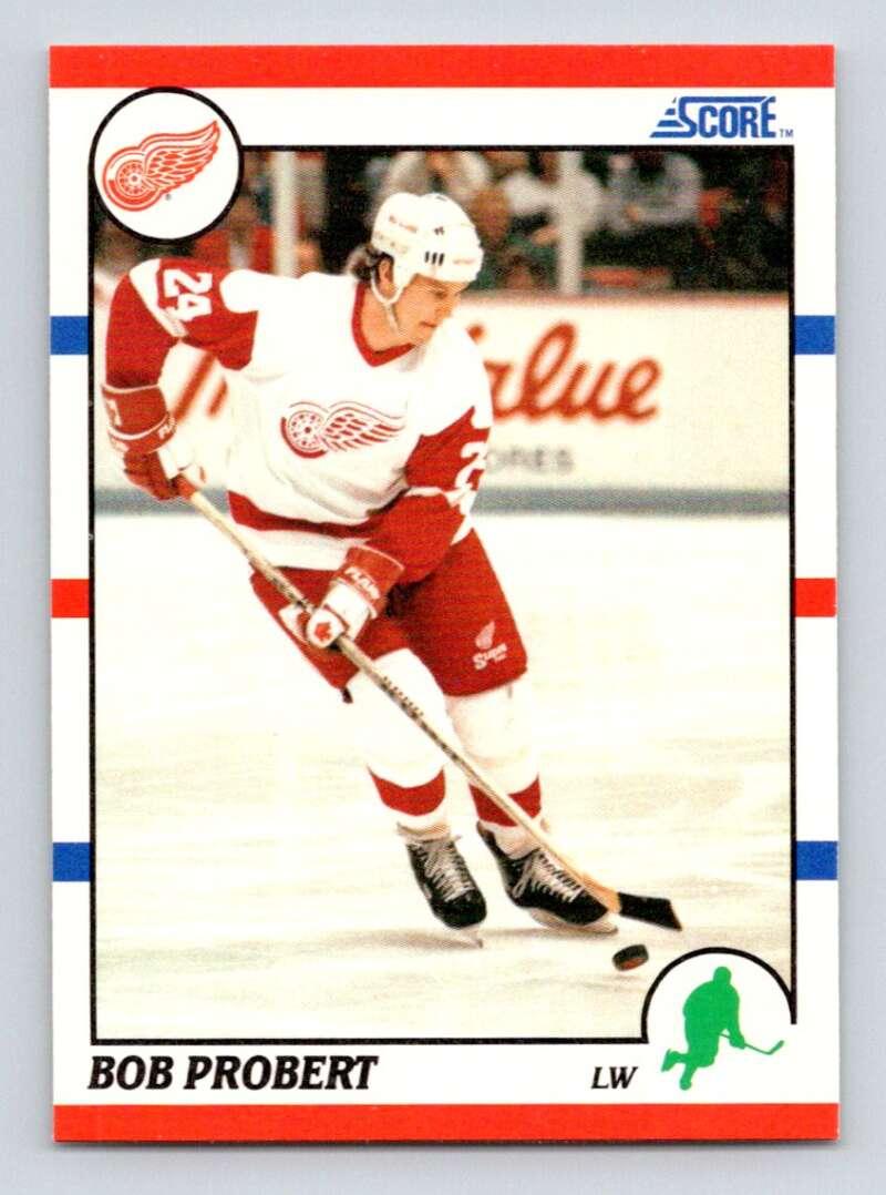 1990-91 Score #143 Bob Probert NM