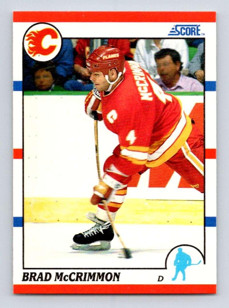 1990-91 Score #184 Brad McCrimmon NM
