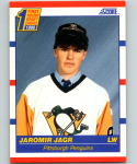 1990-91 Score #428 Jaromir Jagr NM RC Rookie