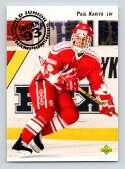 1992-93 Upper Deck #586 Paul Kariya NM RC Rookie