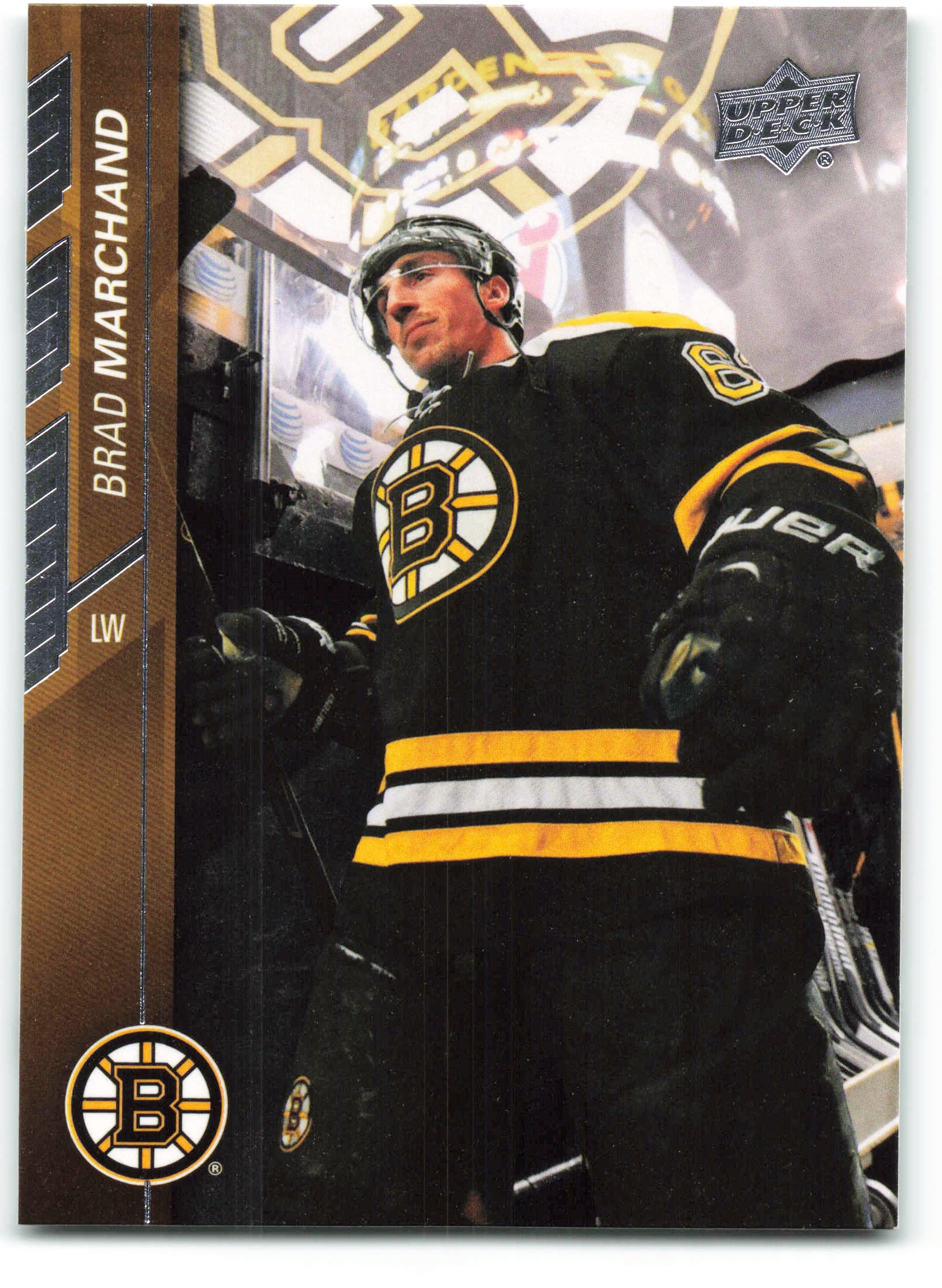 2015-16 Upper Deck #14 Brad Marchand NM-MT