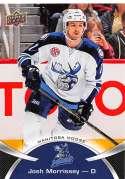 2015-16 Upper Deck AHL #149 Josh Morrissey SP Manitoba Moose