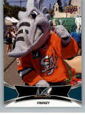 2016-17 Upper Deck AHL Team Mascots #TM21 Frenzy San Jose Barracuda   Official American Hockey League UD Trading Card