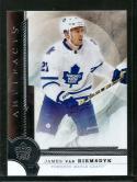 2016-17 Upper Deck Artifacts #49 James van Riemsdyk Toronto Maple Leafs