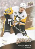2017-18 Upper Deck MVP #1 Evgeni Malkin Pittsburgh Penguins