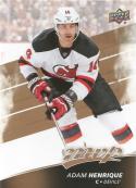2017-18 Upper Deck MVP #83 Adam Henrique New Jersey Devils