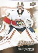 2017-18 Upper Deck MVP #129 Roberto Luongo Florida Panthers