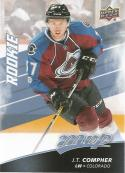 2017-18 Upper Deck MVP #243 J.T. Compher RC Rookie SP Colorado Avalanche