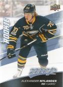 2017-18 Upper Deck MVP #249 Alexander Nylander RC Rookie SP Buffalo Sabres