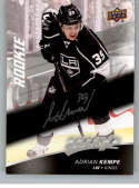 2017-18 Upper Deck MVP Silver Script #240 Adrian Kempe Los Angeles Kings
