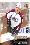 2017-18 Upper Deck MVP Puzzle Back #64 Mikko Rantanen Colorado Avalanche