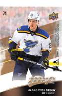 2017-18 Upper Deck MVP Puzzle Back #71 Alexander Steen St. Louis Blues