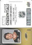 2017-18 Upper Deck MVP NHL Player Credentials Level 1 VIP Access #NHL-TS Teemu Selanne Anaheim Might