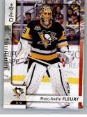 2017-18 O-Pee-Chee #13 Marc-Andre Fleury Pittsburgh Penguins
