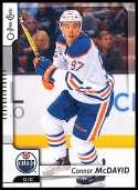 2017-18 O-Pee-Chee #97 Connor McDavid Edmonton Oilers