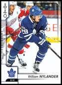 2017-18 O-Pee-Chee #129 William Nylander Toronto Maple Leafs