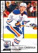 2017-18 O-Pee-Chee #146 Drake Caggiula Edmonton Oilers
