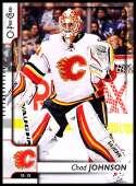 2017-18 O-Pee-Chee #160 Chad Johnson Calgary Flames