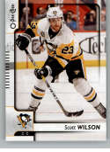 2017-18 O-Pee-Chee #280 Scott Wilson Pittsburgh Penguins