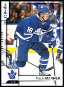 2017-18 O-Pee-Chee #329 Mitch Marner Toronto Maple Leafs