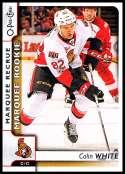 2017-18 O-Pee-Chee #505 Colin White RC Rookie SP Ottawa Senators Marquee Rookie