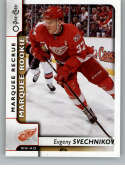 2017-18 O-Pee-Chee #510 Evgeny Svechnikov RC Rookie SP Detroit Red Wings Marquee Rookie