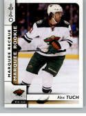 2017-18 O-Pee-Chee #520 Alex Tuch RC Rookie SP Minnesota Wild Marquee Rookie