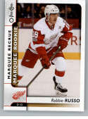 2017-18 O-Pee-Chee #524 Robbie Russo RC Rookie SP Detroit Red Wings Marquee Rookie